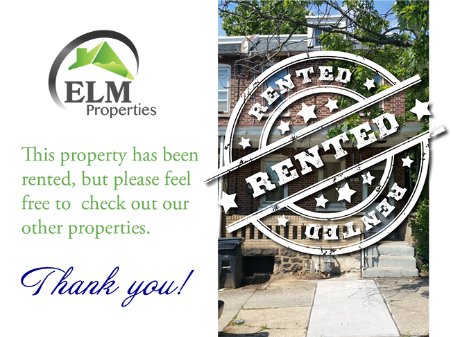 1715 W 8th Street - Rented